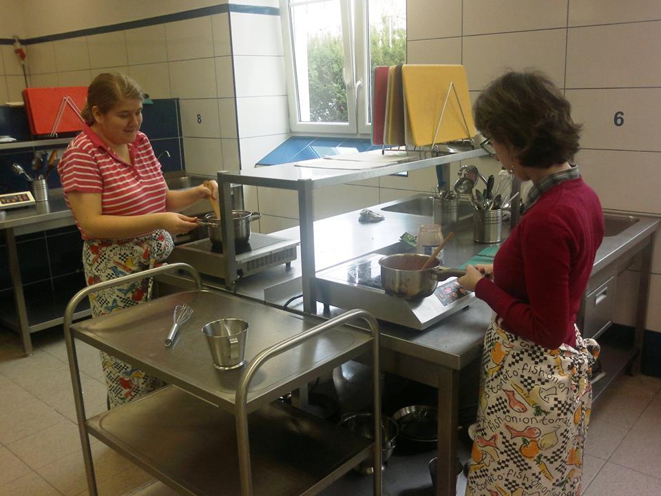 kurs kulinarny - Stowarzyszenie Otwarte Drzwi