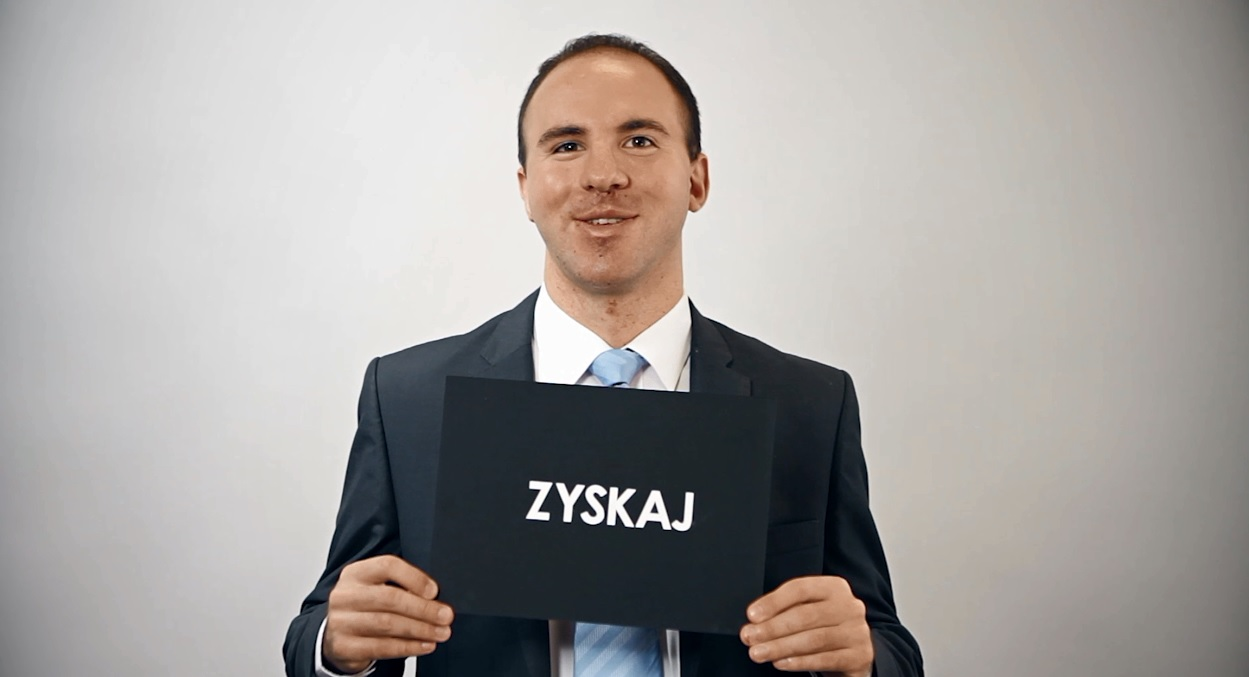 pan Łukasz - uczestnik Giełdy Mocy